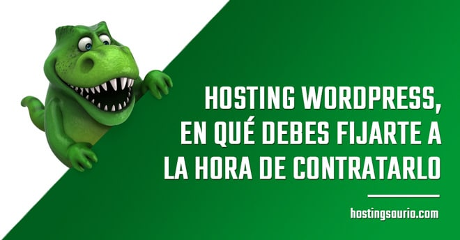 elegir hosting wordpress